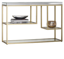 Load image into Gallery viewer, Sonia Console Table – 2 Colour Options