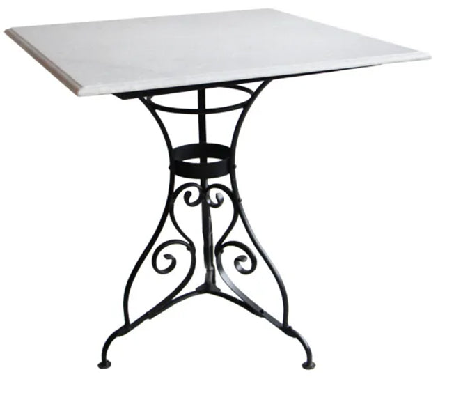 Danielle Marble Top Table