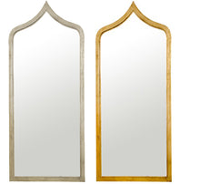 Load image into Gallery viewer, Medina Mirror – Silver or Gold Leaf