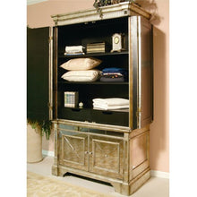Load image into Gallery viewer, Mirrored Armoire/TV Unit/Dresser