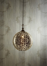 Load image into Gallery viewer, Silver Ball Ceiling Lamp
