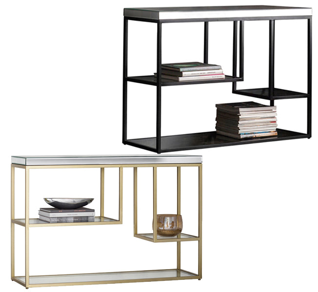 Sonia Console Table – 2 Colour Options