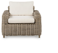 Load image into Gallery viewer, Santo Outdoor Wicker Chair