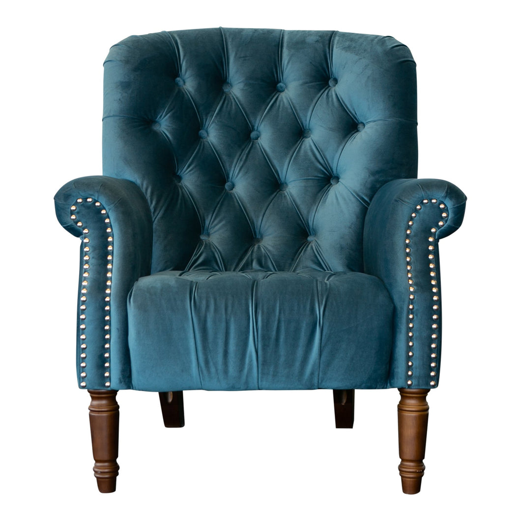 Stamford Velvet Armchair – Other Colours Available