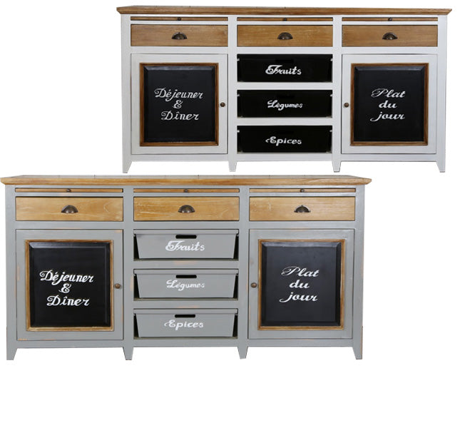 Pull-out Buffet – 3 Colour Options