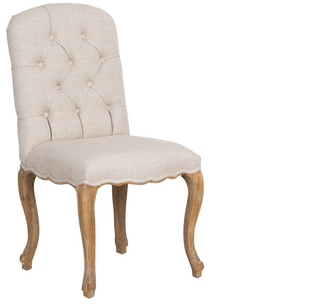 Como Tufted Dining Chair