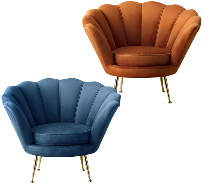Kaiser Armchair – 2 Colour Options