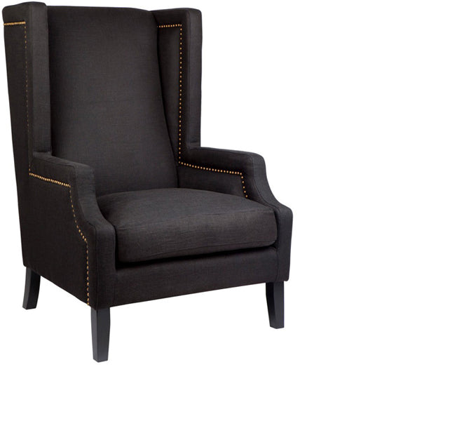 Josephine Wing Back Chair