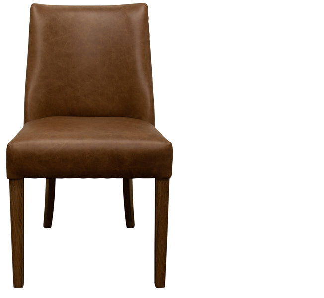 Parker Leather DIning Chair