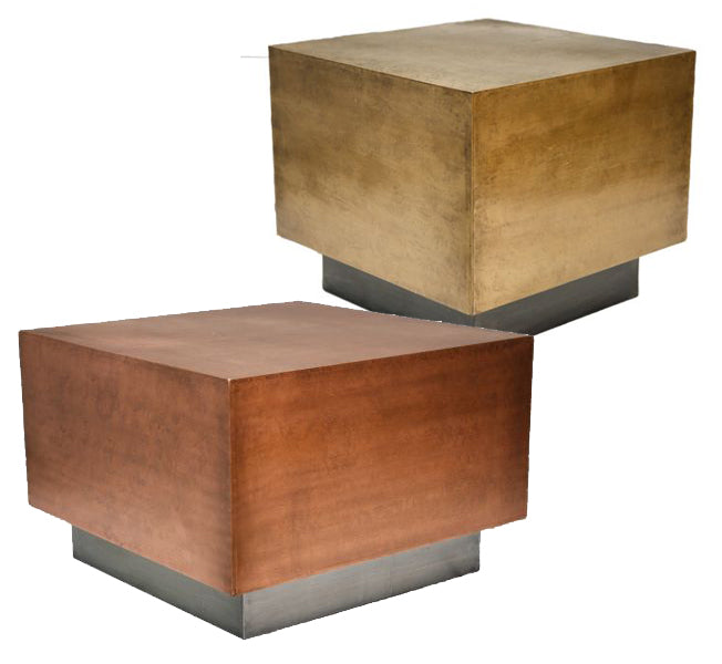 Square Plated Table – 2 Size Options