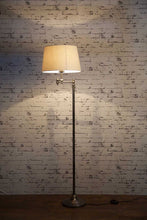 Load image into Gallery viewer, Mackay Floor Lamp  - Silver OR Brass