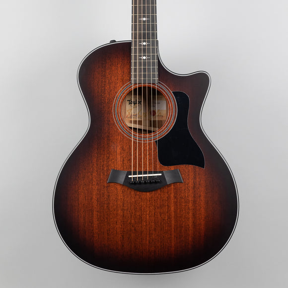 Taylor 324ce Acoustic/Electric Guitar, V-Class Bracing
