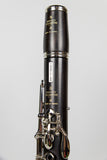 Used Buffet Crampon Tradition Bb Clarinet with Nickel Keys