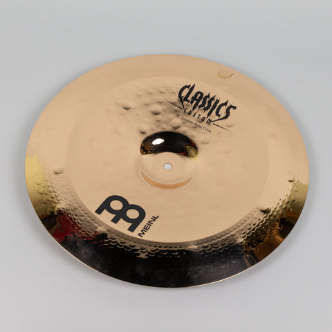 "Meinl 18"" Classics Custom Extreme Metal Crash China Cymbal"