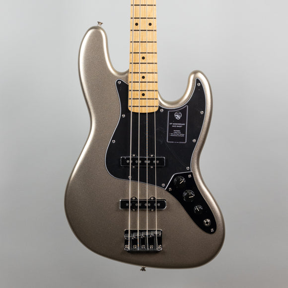 Fender 75th Anniversary Jazz Bass, Diamond Anniversary