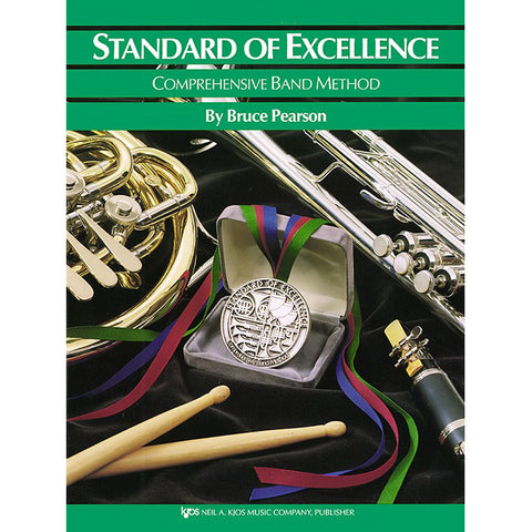 Standard of Excellence Clarinet Book 3
