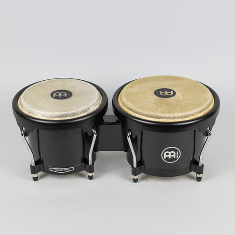 Meinl HB50BK Journey Series Bongos, Black