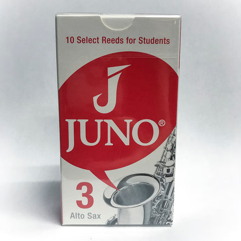 Juno Alto Saxophone Reeds Strength 3 (Box of 10)