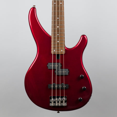Yamaha TRBX174 4-String Bass in Red Metallic