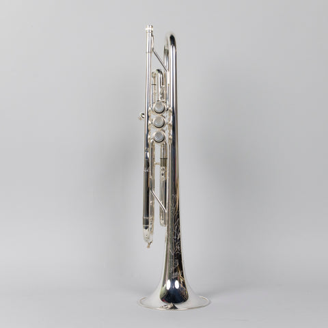 King Silver Flair Step-Up Trumpet