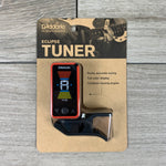 D'Addario Eclipse CT17 Headstock Tuner in Red