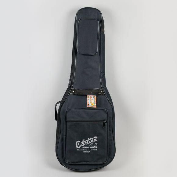 Carlton Music Custom-Branded Deluxe  Electric Guitar Gig Bag