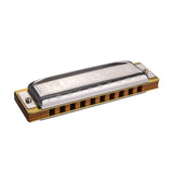 Hohner MS Series Blues Harp Harmonica, Key of A