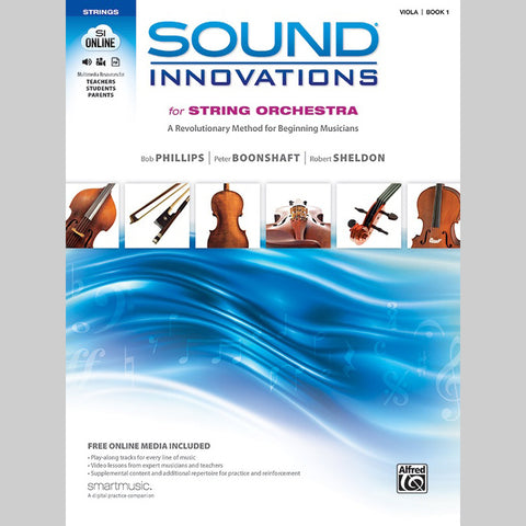 Sound Innovations for String Orchestra Viola Book 1