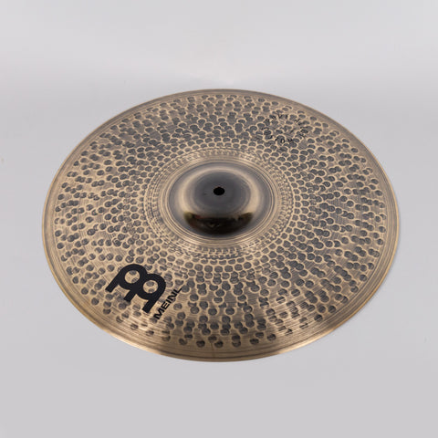 "Meinl Pure Alloy Custom 16"" Medium Thin Crash Cymbal"