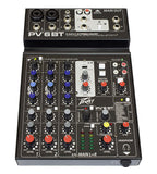 Peavey PV 6 Mixer With Bluetooth