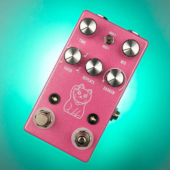 JHS Lucky Cat Delay, Pink