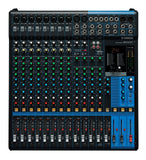 Yamaha MG16XU 16-Channel Mixing Console: W/Effects