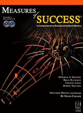 Measures of Success Percussion Book 2