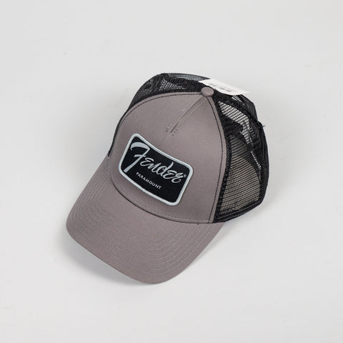 Fender Paramount Series Log Hat in Gray