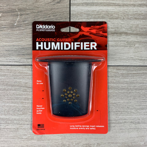 D'Addario Acoustic Guitar Sound Hole Humidifier