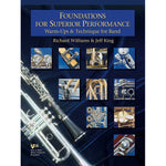 Foundations for Superior Performance Percussion Book