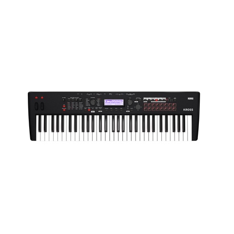 Korg KROSS 2 Synthesizer Workstation, 61 Keys