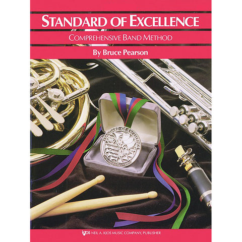 Standard of Excellence Tenor Saxophone Book 1