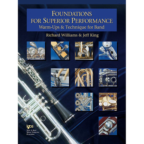 Foundations for Superior Performance Trombone Book