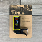 D'Addario Eclipse CT17 Headstock Tuner in Yellow