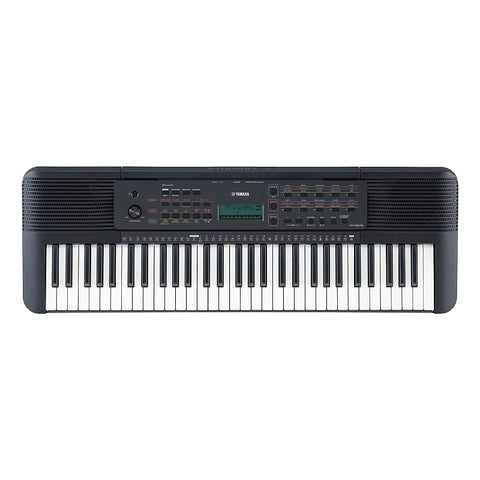 Yamaha PSRE273 Digital Keyboard, 61 Keys, in Black