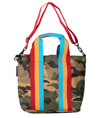 The Tote in Camo - ON SALE