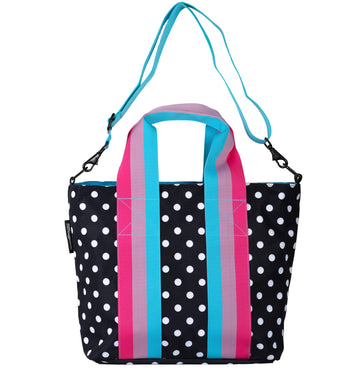 The Tote in Polka Dot