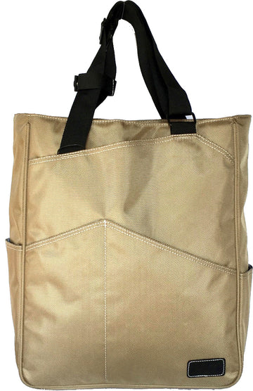 Tennis Tote in Khaki - Discontinued color, discounted price