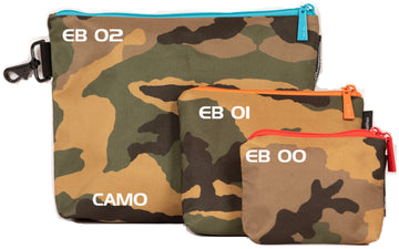 Extra Bags - Small, Medium, and Large - Camo - ON SALE