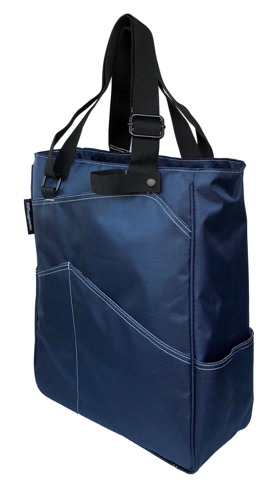 Tennis Tote in Navy