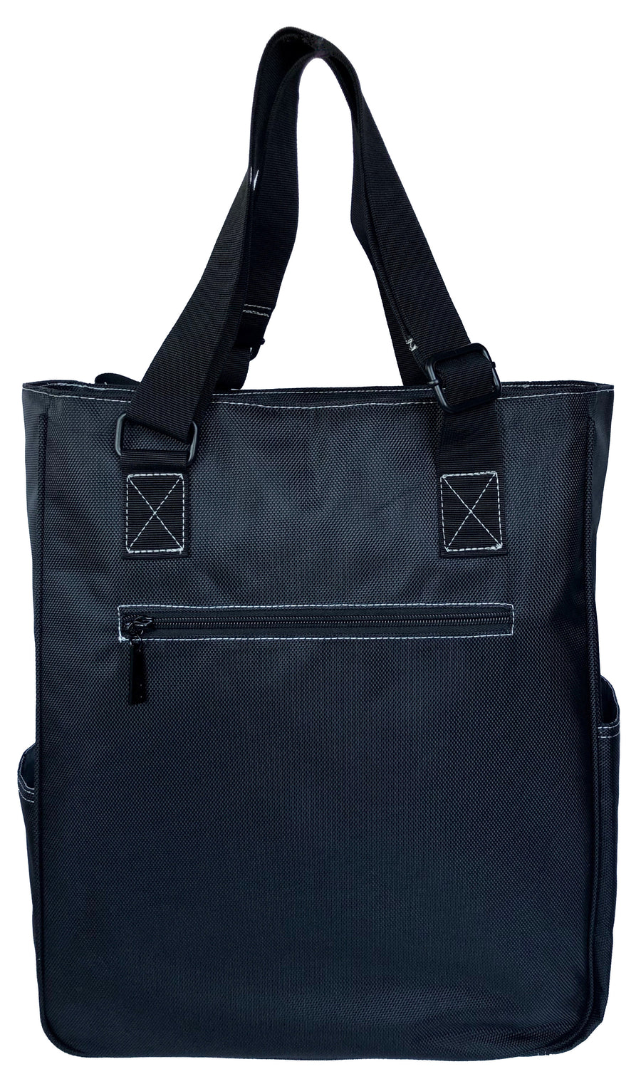 Tennis Tote in Black