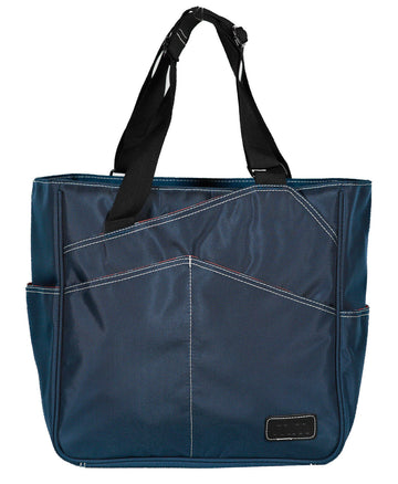 Mini T-Tote in Navy