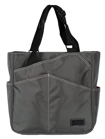 Mini T-Tote in Pewter - Discontinued Color, Discounted Price