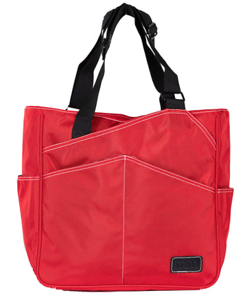 Mini T-Tote in Red